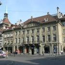 VALIANT BERATERBANK, HOTEL DE MUSIQUE, BERN, BAULEITUNG